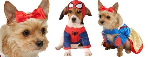 Kostýmy pro psy
