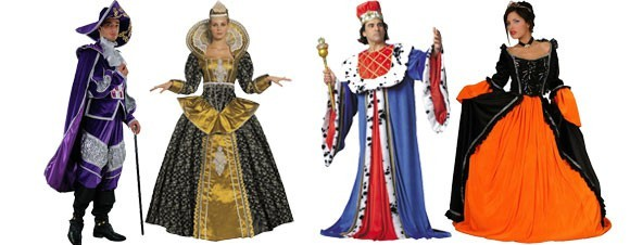 Divadelní kostýmy